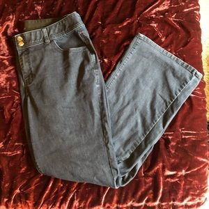 Lane Bryant Tummy Control Boot Cut Jeans